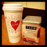Photo taken at Starbucks by Luc J. on 2/10/2012