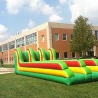 Photo taken at University Commons by NEIU - Northeastern Illinois University on 9/4/2012