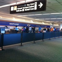 Photo taken at Orlando International Baggage Claim by Ramon P. on 4/26/2012