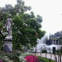 Photo prise au Square de Meeûs par Miss P. le7/10/2012