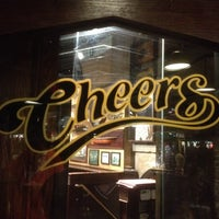 Photo taken at Cheers by Dara on 8/23/2012