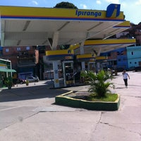 Photo taken at Posto Ipiranga Estrada Turistica by Mike C. on 5/4/2012