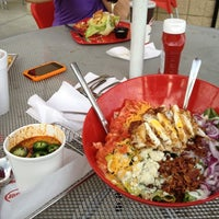 Photo taken at Smashburger by Barry K. on 3/18/2012