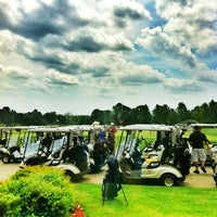 Photo taken at Hermitage Golf Course by Danny C. on 4/30/2012