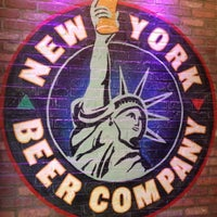 Photo taken at The New York Beer Company by Michael D. on 4/1/2012