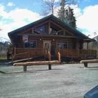 Photo taken at Summit Lake Lodge by K C. on 5/28/2012