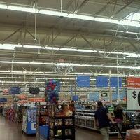 Photo taken at Walmart Supercenter by Joy L. on 4/12/2012