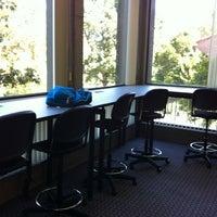 Photo taken at Meriam Library by Haleja M. on 8/31/2012