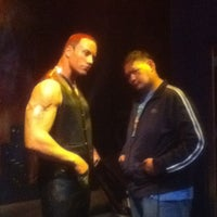Photo taken at Madame Tussauds Hollywood by Gilbert T. on 4/5/2012