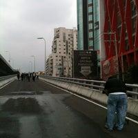 Photo taken at Anillo Periférico by Fer-do on 8/21/2012