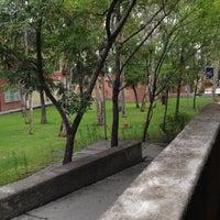 Photo taken at Facultad De Ciencias Quimicas by Miguel on 8/15/2012