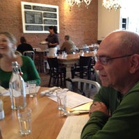 Photo taken at The Kitchen Boulder by Brad F. on 5/20/2012