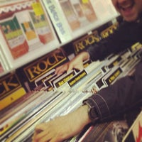Photo taken at Amoeba San Francisco by  PolloSCL on 7/10/2012
