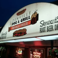 Photo taken at Denville Dog & Grill (Stewarts) by Christopher G. on 6/25/2012