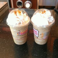 Photo taken at Dunkin' Donuts by Missymix on 4/19/2012