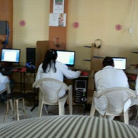Photo taken at Panchos - Internet by Sandro A. on 7/12/2012