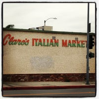 Photo taken at Claro's Italian Market by Remil M. on 4/24/2012
