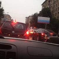 Photo taken at ОВД Ломоносовского района by Nataly M. on 7/20/2012
