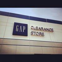 Gap Clearance Outlet