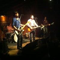 Photo taken at Saxon Pub by Melanie T. on 3/31/2012