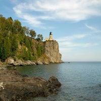 Photo taken at Split Rock Lighthouse by Kevin L. on 9/3/2012