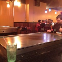 Photo taken at Hibachi Express by Jacob on 6/18/2012
