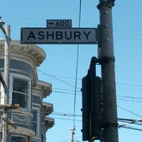 Photo taken at Haight-Ashbury by Frank C. on 8/11/2012