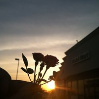 Photo taken at Mobil by Maria M. on 4/28/2012