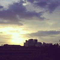 Photo taken at Bangkok University International College (BUIC) by Taeshita K. on 6/14/2012