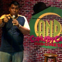 Photo taken at Comedy Cafe by Andhi on 6/14/2012