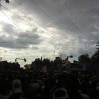 Photo taken at Ville Pa'm Poze (Croix Quatre Chemins) by Israelson I. on 2/22/2012
