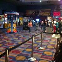 Photo taken at Cine Hoyts by Rodrigo M. on 3/4/2012