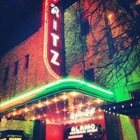 Photo taken at Alamo Drafthouse Cinema – Ritz by Brandon P. on 3/13/2012