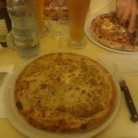 Photo taken at Pizzeria Mammadina by Vincenzo A. on 4/5/2012