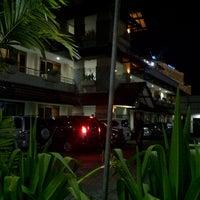 Photo taken at Hotel Merbabu by E L E N A . on 8/20/2012