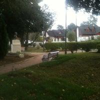 Photo taken at Plazoleta Arturo Prat by Carlos D. on 4/29/2012
