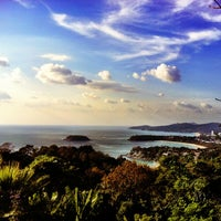 Photo taken at Karon View Point by X Teeraphong T. on 3/11/2012