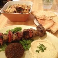 Photo taken at Jerusalem Garden by Erik C. on 6/12/2012