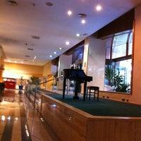 Photo taken at Senator Barcelona Spa Hotel by Olga on 8/20/2012