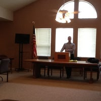Photo taken at Waxahachie Chamber Of Commerce by Del R. on 5/1/2012