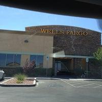 Photo taken at Wells Fargo by Loren L. on 6/7/2012
