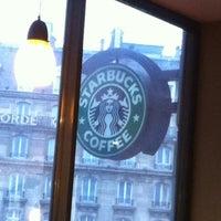 Photo taken at Starbucks by Chiara C. on 8/24/2012