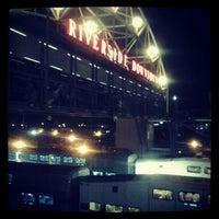 Photo taken at Metrolink Riverside-Downtown Station by Ibett M. on 6/25/2012