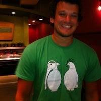 Photo taken at Falafel King by Ben 💯 B. on 9/1/2012