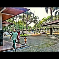 Photo taken at Universitas Gunadarma by Yoseph M. on 6/15/2012