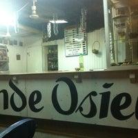 Photo taken at Onde Osiel by Dagmar A. on 2/4/2012