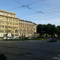 Photo taken at Teatro Alfieri by Luigi E. on 5/7/2012
