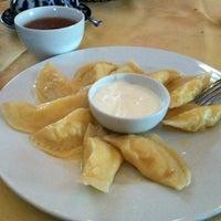 Photo taken at Gulnaz Cafe by Анастасия on 9/12/2012