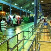 Photo taken at Yishun Temporary Bus Interchange by rYuK_oP s. on 3/15/2012