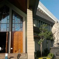 Photo taken at Gereja Katolik Santo Yakobus by Rudy M. on 7/1/2012